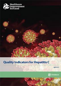 Hep C quality healthcare indicator