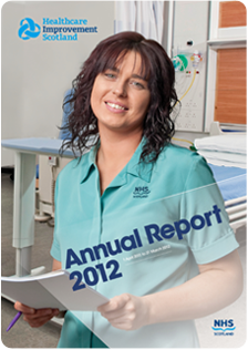 Healthcare Improvement Scotland Annual report 2012