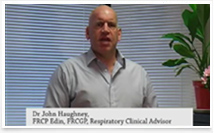 John Haughney COPD clinical lead
