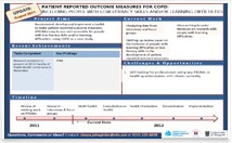 COPD flash report