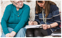 Joint inspections of older peoples services