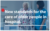 standards for care of older people in hospital