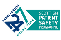 Scottish Patient Safety Programme logo